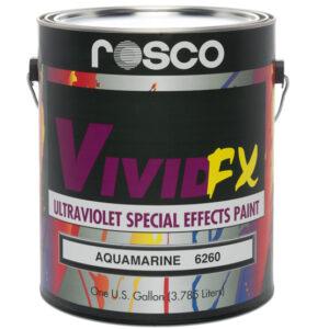 Rosco VividFX flourescent paint 0.96L Can