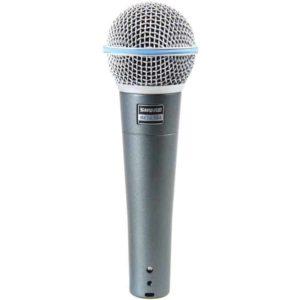 Shure Beta SM58A Vocal Microphone