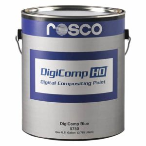 Rosco Digicomp Blue 5705 Paint - 3.79 Litre Can