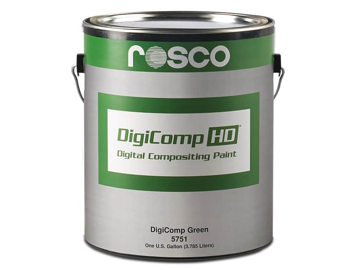 Rosco Digicomp Blue 5705 Paint