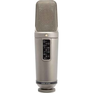 "Rode NT2-A Multi-Pattern Dual 1"" Condenser Microphone"