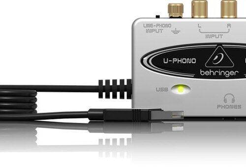 Behringer UFO202 Interface