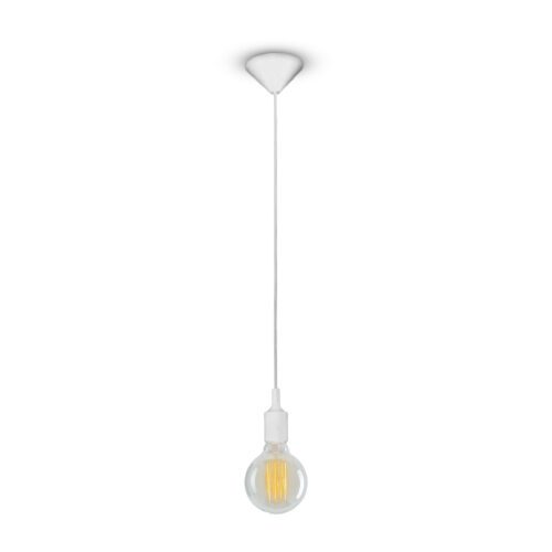 LIGHT PENDANT 240V - White