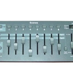 Light Emotion DMX192 DMX Lighting Controller