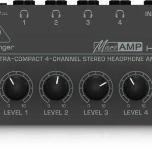 Behringer HA400 Stereo Headphone Amplifier