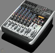 behringer qx1204usb audio mixer