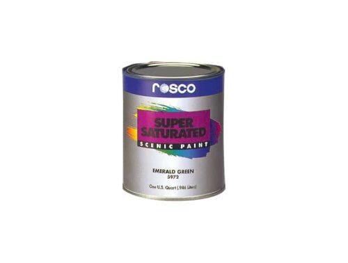 Rosco Super Saturated Paint - White - 5 Litre Can