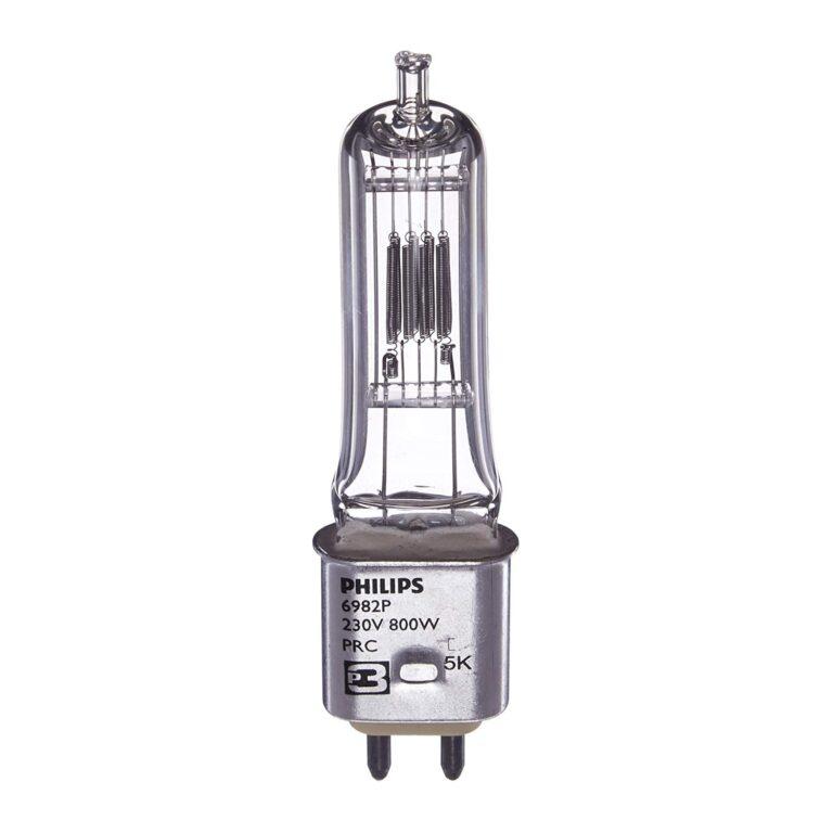 GKV 800W Lamp G9.5