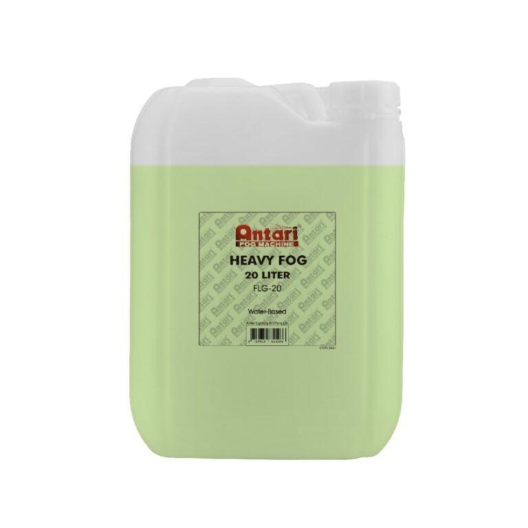 FLG Heavy Fog Liquid (green color) 20L