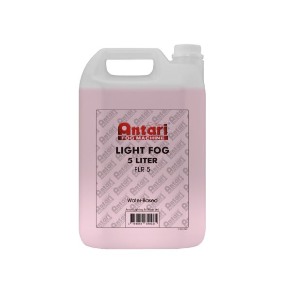 FLR Light Fog Fluid (red color) 5L
