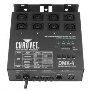 Chauvet DMX-4 dimmer