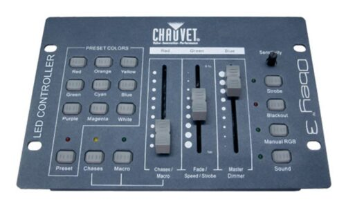 Chauvet Obey 3 DMX Lighting Controller