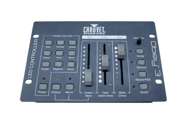Chauvet Obey 3 Lighting Desk