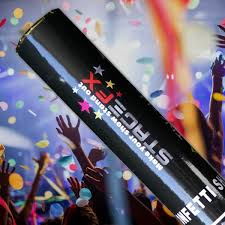 CONFETTI - HAND HELD LAUNCHER