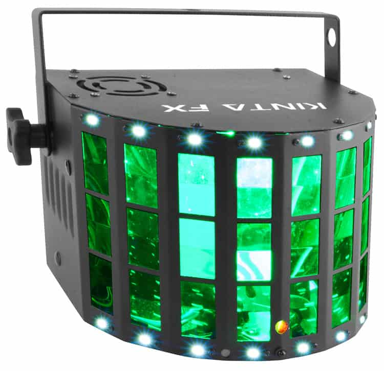 Chauvet DJ KINTA-FX 3 in One LED DJ Effect Light