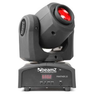 Beamz Panther25 Moving Head Spot