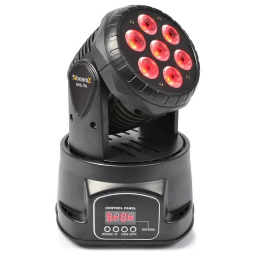 Beamz MHS74 Moving Head Wash