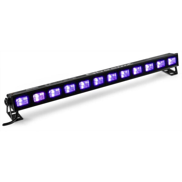 Beamz BUV123 UV LED BAR With 12 X 3W UV LEDs