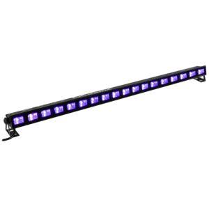 Beamz BUV183 UV LED BAR With 18 X 3W UV LEDs