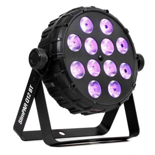 Chauvet DJ Slimpar Q12 BT Quad LED par can with Bluetooth
