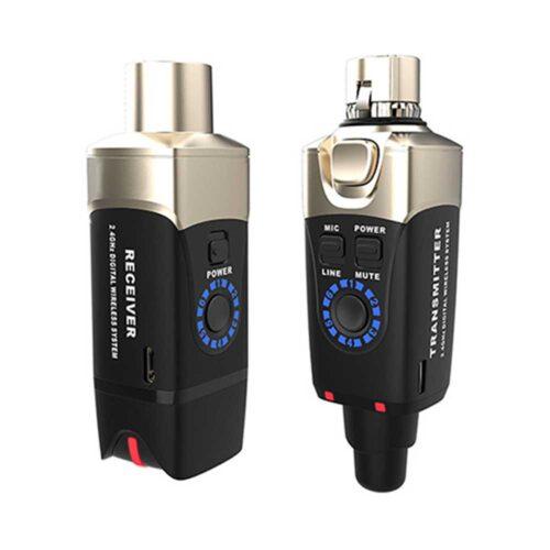 XVIVE U3 2.4 GHz Digital Wireless Microphone System