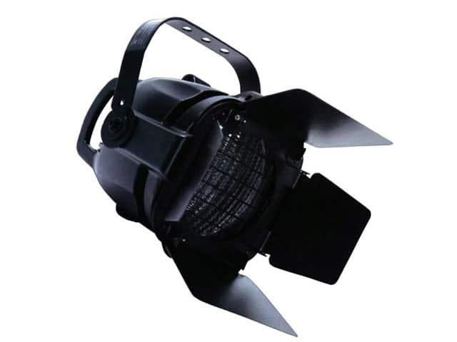 575 Watt High Performance Multi Par With Barndoors Hire