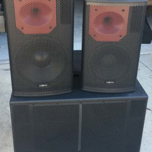 Audio Centre Passive PA System