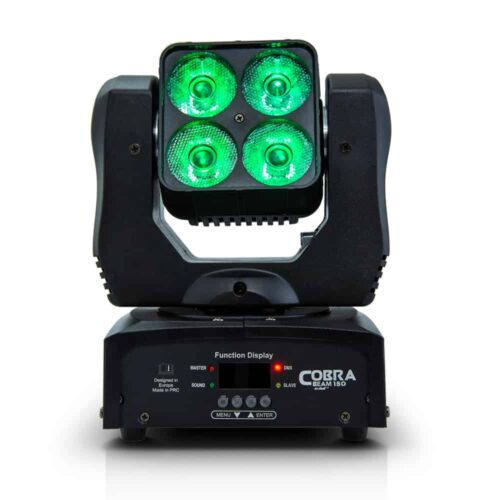 COBRA BEAM 150 LED BEAM MOVING HEAD BEAM