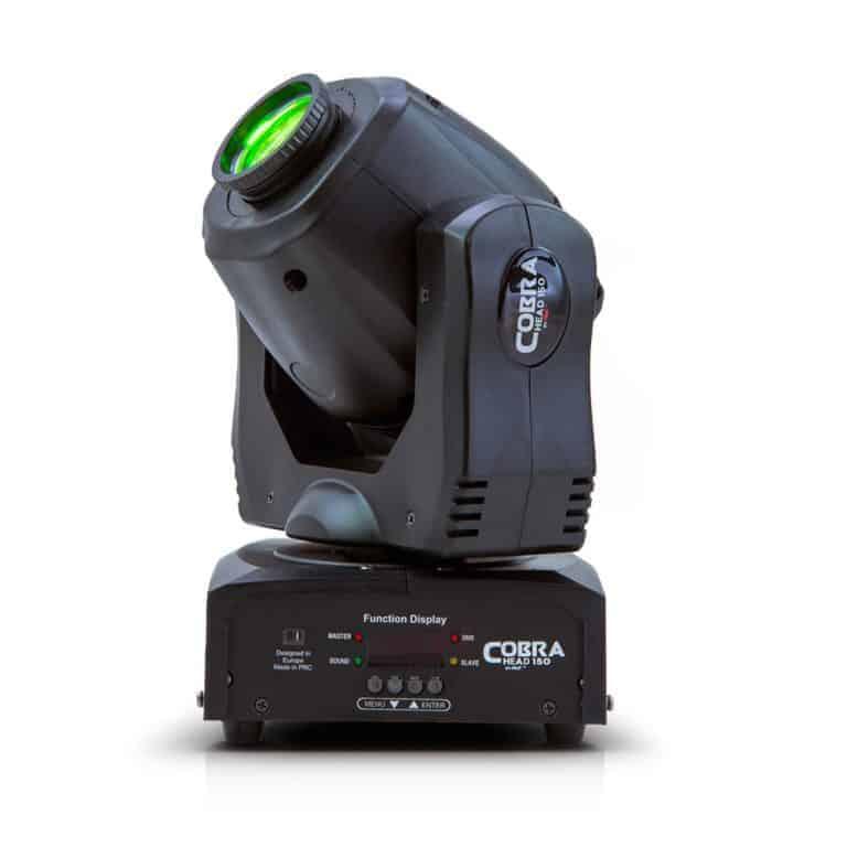 Cobra Head 150 Moving head Spot
