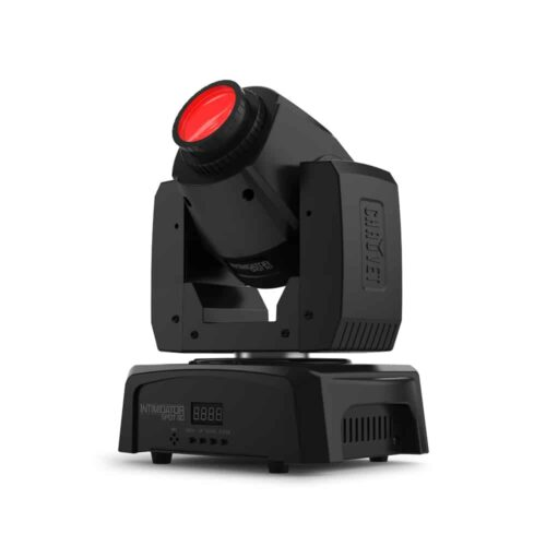 CHAUVET DJ INTIMIDATOR SPOT 110 10W LED MOVING HEAD