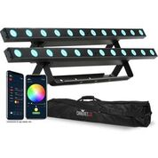 Chauvet DJ Colorband T3 BT Pack LED Wash Bundle