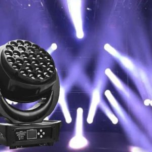 Light Emotion Professional LEP2825Z Supernova LED Wash Zoom Moving Head