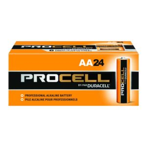 Procell AA box of 24