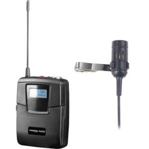 Parallel Audio Lapel Microphone