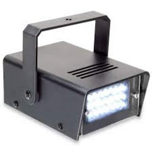 Beamz Ministrobe LED strobe