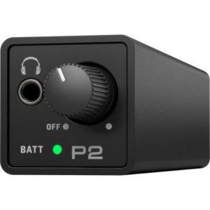 Behringer P2 Personal in ear monitor amplifier