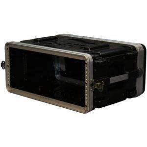 Gator Cases GR-4S 4u rack case shallow