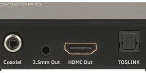 Concord HDMI Audio Extractor