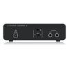 UMC202HD : Audiophile 2x2, 24-Bit/192 kHz USB Audio Interface with Midas Mic Preamplifiers