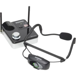 Samson AirLine 99m Fitness Wireless Headset Microphone