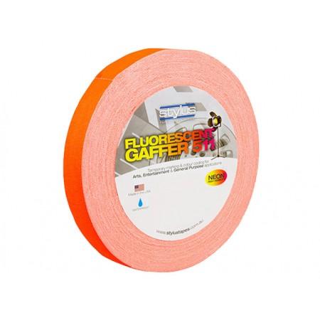 Stylus Fluoro Orange Tape 24mm x 45m