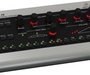 Behringer P16-M Monitor Mixer