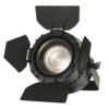 Event Lighting F2X48 Fresnel 2x48W CW and WW LED with Zoom and Barn Doors (Black)
