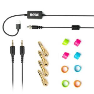 RODE RodeCaster Pro – Podcast Accessory Pack