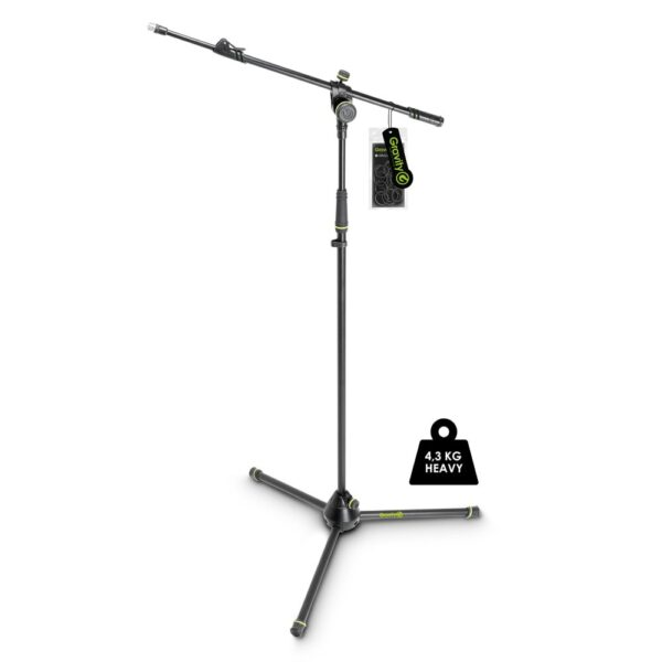 Gravity GMS4322HDB Heavy Duty Microphone Stand