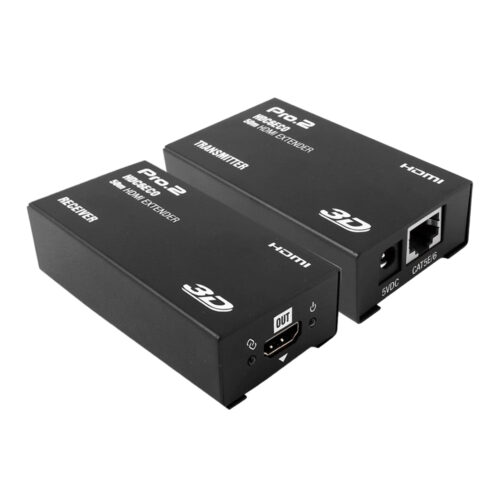 HDMI over Single Cat6 Extender