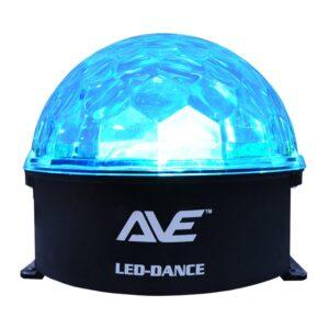 AVE LED-Dance Jelly Ball Disco Light