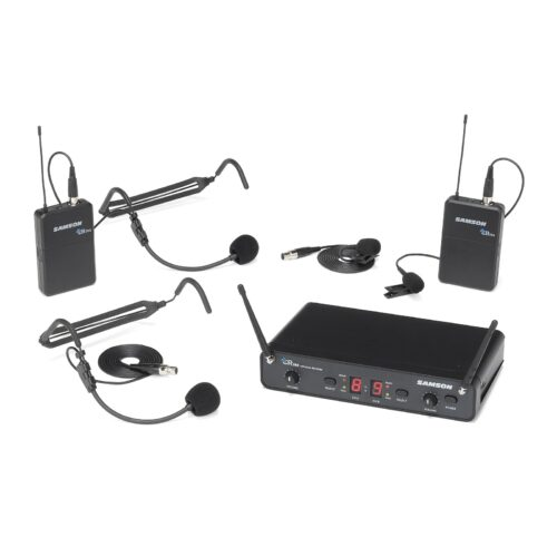 Dual-Channel Wireless System