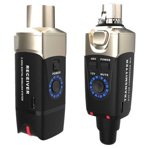 XVIVE U3C Wireless System for Condenser Microphones 2.4GHz