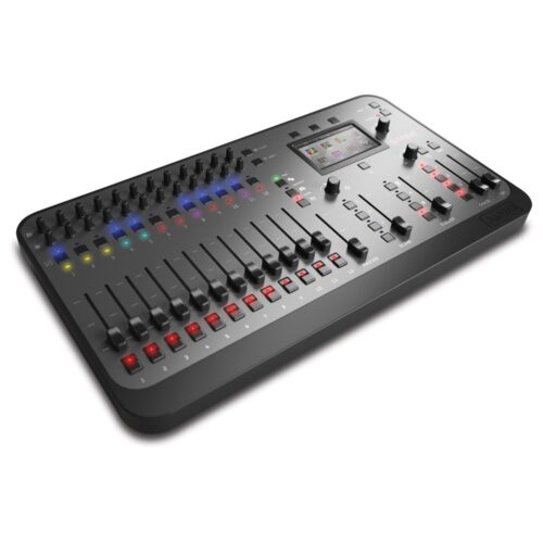 24 Channel Lighting Console - Angle